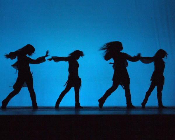 科技创新:影子舞